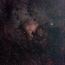 NGC 7000 with Samyang at F/3.2,                                Luis Marco Gutierrez