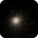 Omega Centauri - NGC 5139 - No RA motor tracking - test,                                Jesús Piñeiro V.