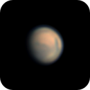 Mars on March 3rd, 2021,                                Chappel Astro