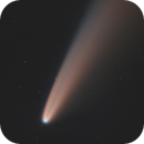 C/2020 F3 NEOWISE at dawn,                                Brice