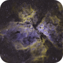Carina Nebula,                                Laurence Pap