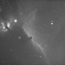 Horsehead Nebula- H-alpha,                                westchester_optics