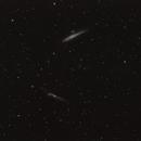 NGC 4631 and NGC 4656,                                Felix