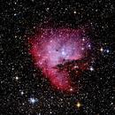 NGC 281 Pacman Nebula,                                Bernhard Zimmermann