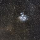 Pleiads M45,                                Adrie Suijkerbuijk