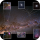 Milky Way Highlights,                                Peter Pat