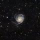 The Pinwheel Galaxy (M101),                    AstroBadger