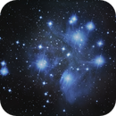 M45 Pleiades,                                Raphael Meier