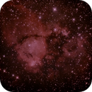 NGC 896 Fish Head Nebula,                                Benjamin Birr