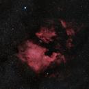 North America Nebula with Pelican Nebula,                                Chris Parfett @astro_addiction