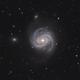 """Messier 100 """"Deep Field"""",                                Stefan"""