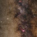Saturn in Sagittarius,                                Tommaso Rubechi