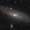 M31 - Andromeda Galaxy (Rudresh Agarwal),                                Rudresh Agarwal