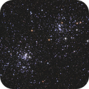 The Double Cluster,                                Neal Weston