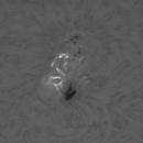 Sunspot animation, 2017-07-09,                                legova