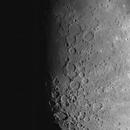 Moon, Regiomontanus, 28 Luglio 2020,                                Ennio Rainaldi