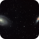 M81 and M82,                                GeOK