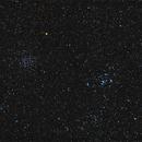 M46 + M47 in Ha,                                equinoxx
