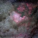 North America Nebula Region,                                Wulf