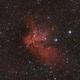 NGC 7380 - The Wizardnebula,                                Felix