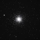 M15,                                Robin Clark - EAA imager