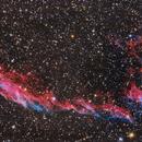 NGC 6992 - THE EASTERN VEIL NEBULA,                                Irineu Felippe de Abreu Filho
