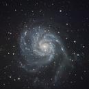 The Pinwheel Galaxy,                                Vencislav Krumov