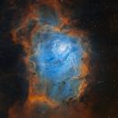 The Lagoon Nebula,                                Logan Carpenter