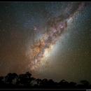 Milky Way Nebulas,                    Roger Groom