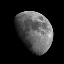 Waxing gibbous moon 2018/04/25,                                  Jean-Marie MESSINA