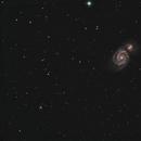 M51 - Whirlpool galaxy,                                Sagittarius_a