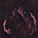 A Mosaic of the Veil Nebula Region,                                Leon C Salcedo
