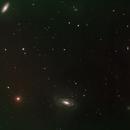 NGC 5033 Waterbug Galaxy,                                Albert  Christensen