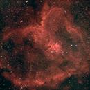Heart Nebula,                                Stephan