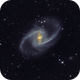 NGC 1365 - Great Barred Spiral Galaxy,                                Insight Observatory