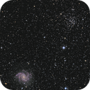 ngc6946 and 6939,                                apaquette