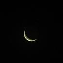 The moon, Venus, and Aldebaran,                                Tareq Abdulla