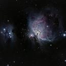 Orion Running Man,                                Asios