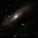 M31 - first try,                                Uwe Deutermann