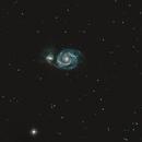 M51 - 2nd crop,                                Florian Drews