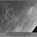 Moon, Mare Fecunditatis, Langrenum, ZWO ASI290MM, 20210217,                                Geert Vandenbulcke