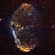 NGC6888 SHO,                                Peter Proulx