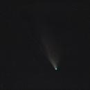 Komet Neowise - 27.7.,                                Wolfgang Ransburg