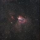 "M 17 ""Omega Nebula"",                                Nikolay Iliev"