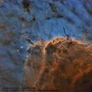 Starless  Pelican Nebula,                                Steve Cooper