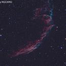 Eastern Veil Nebula,                                Justice