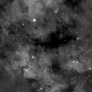 NGC 7822, Ha,                                Stephen Garretson