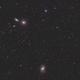 M95, 96, 105 Leo Galaxien,                                Nabucco