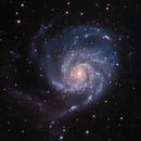 M101  La galaxie du Mouline NGC 5457,                                Victor
