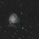 M101 - Pinwheel Galaxy - Hyperstar 4,                                  Samara